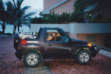 Cancun jeep